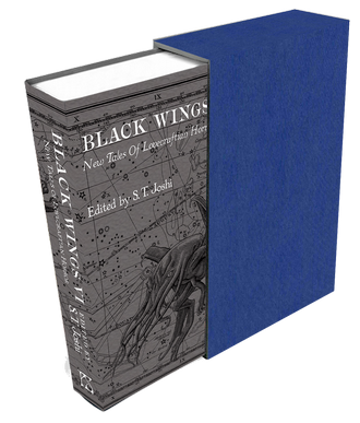 Black Wings VI [hardcover] edited by S. T. Joshi